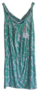 Tori Richard short dress Green Honolulu Island on Tradesy
