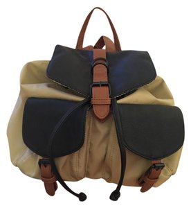 Steve Madden Tan Light Brown Backpack