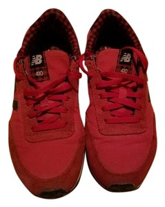New Balance Running Sneakers Red Athletic