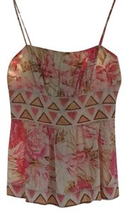 Plenty by Tracy Reese Top Pink, creme