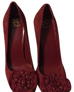 BCBGeneration Red Pumps