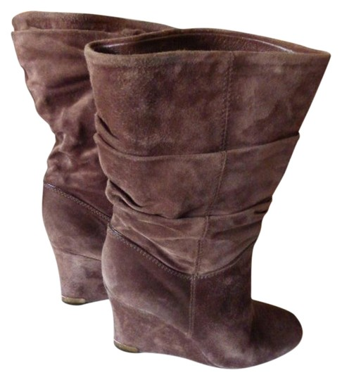 Preload https://item5.tradesy.com/images/louis-vuitton-brown-italy-bootsbooties-size-us-10-20067674-0-1.jpg?width=440&height=440