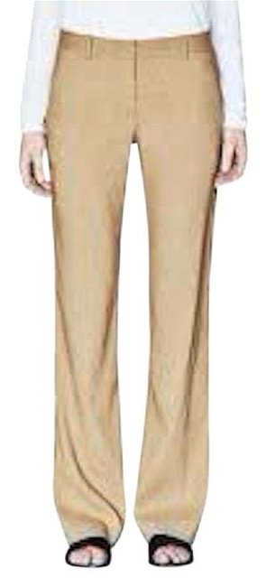 Preload https://img-static.tradesy.com/item/20067685/theory-brown-linen-emerey-2-crunch-flared-pants-size-4-s-27-0-1-650-650.jpg