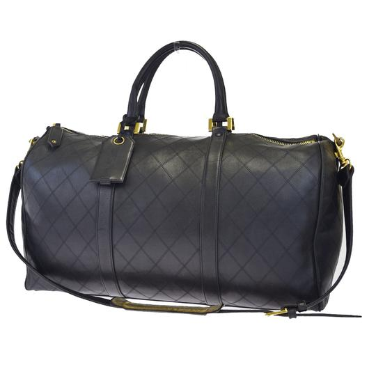 Preload https://img-static.tradesy.com/item/20067745/chanel-cc-quilted-duffle-black-caviar-leather-weekendtravel-bag-0-4-540-540.jpg