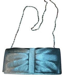 Charming Charlie Grey Clutch