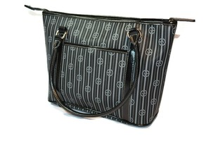 Giani Bernini Nwot Man-made Materials Tote in Black