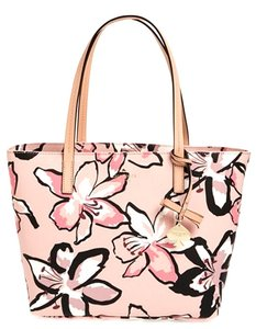 Kate Spade Tote in Antilles Bubbles pINK