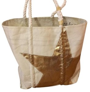 Seabags Tote in White