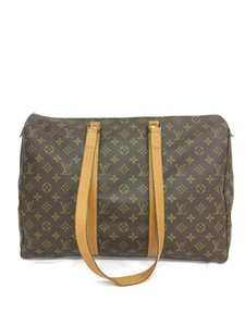 Louis Vuitton Lv Monogram Canvas 45 brown Travel Bag