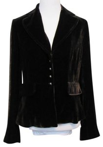 Ann Taylor Brown Blazer