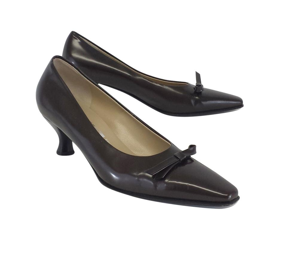 Scratched Patent Leather Shoes
