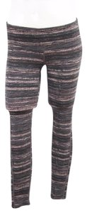 Athleta Womens Retreat Chaturanga Printed Tights Yoga Workout Pants