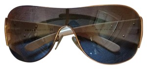 Prada Prada gold sunglasses