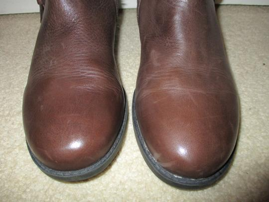 Me Too Leather Riding brown Boots Image 5