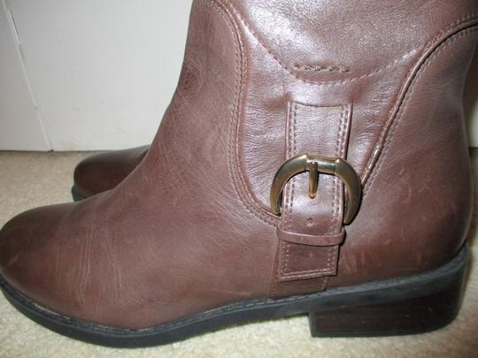 Me Too Leather Riding brown Boots Image 6