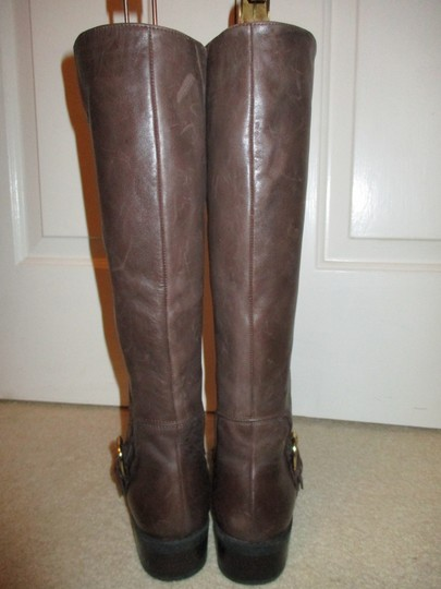 Me Too Leather Riding brown Boots Image 7