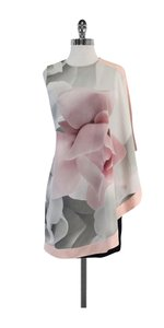 Ted Baker short dress Rose Digital Print Sleeveless on Tradesy