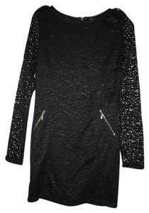 Joyce Leslie Lace Longsleeve Dress