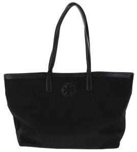 Tory Burch E/w Marion Tote in Black