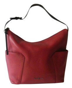 Cole Haan Pebbled Leather Tote Shoulder Bag