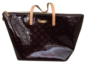 Louis Vuitton Tote in Dark Eggplant Color NOT Cherry As Stated Prior