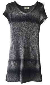 Casting short dress Gray on Tradesy