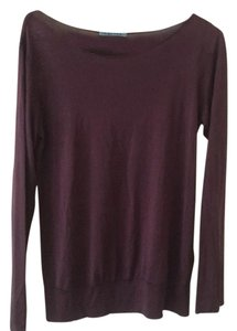 Velvet by Graham & Spencer Top Burgundy