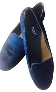 Ecco Forest green Flats