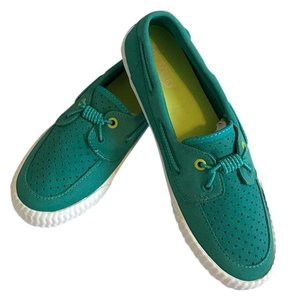 Sperry Teal Athletic