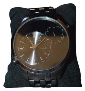 A|X Armani Exchange Men's Black Watch