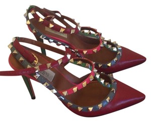 Valentino Multicolor- geen, red, etc Pumps