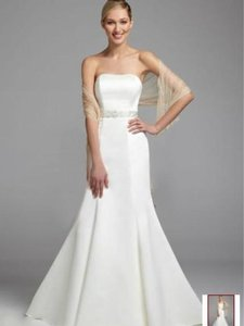 David's Bridal Wg9871 Wedding Dress