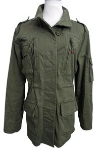 Sam Edelman Military Anorak Fatigue Military Jacket