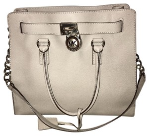 Michael Kors Satchel in Grey