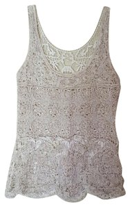 Other Lace Top Gold