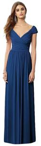 Estate Blue Maxi Dress by After Six