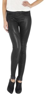 Helmut Lang J Brand Alexander Wang Iro The Row Alice + Olivia Skinny Pants Black