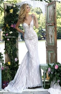Sherri Hill 50048 Wedding Dress