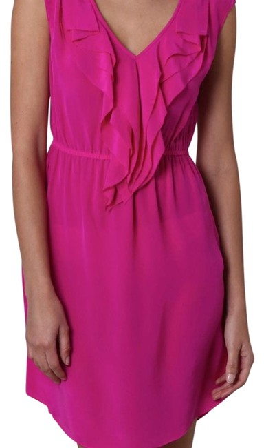 Preload https://img-static.tradesy.com/item/20070745/rebecca-taylor-pink-above-knee-cocktail-dress-size-6-s-0-1-650-650.jpg