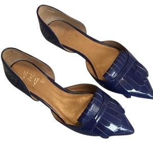 Banana Republic Blue Flats