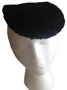 Other flawless vintage Persian lamb hat