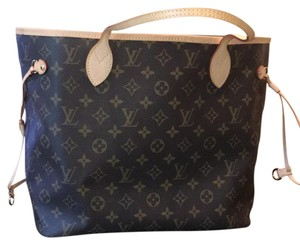 Louis Vuitton Tote in Natural
