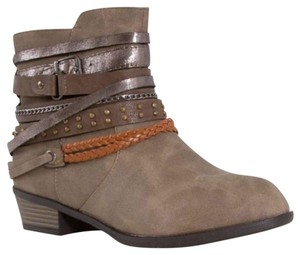 Pierre Dumas Taupe Boots