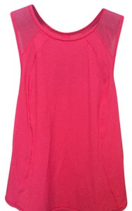 Lululemon Top Bright Salmon