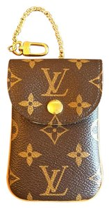 Louis Vuitton Louis Vuitton Etui MM Monogram Pochette Key Cles