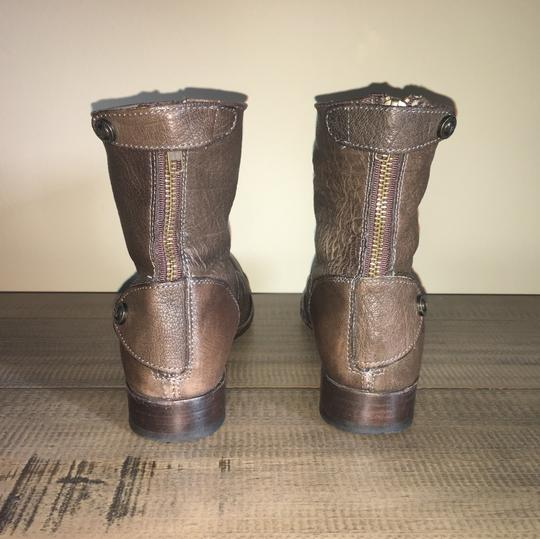 Frye Grey Antique Boots