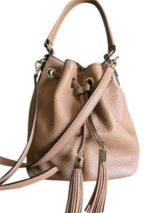Henri Bendel Satchel in Tan