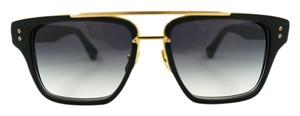 Dita Eyewear Dita Mach Three Black & 18kt