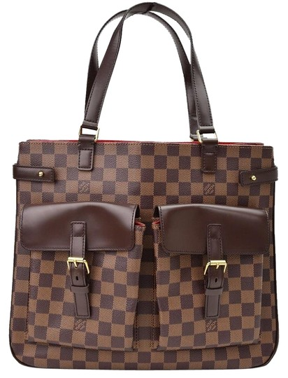Preload https://img-static.tradesy.com/item/20071506/louis-vuitton-limited-edition-damier-monogram-discontinued-purse-brown-leather-shoulder-bag-0-1-540-540.jpg