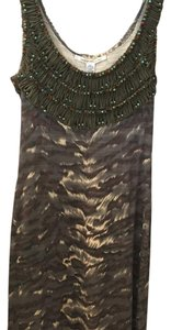 Diane von Furstenberg Beaded Dress